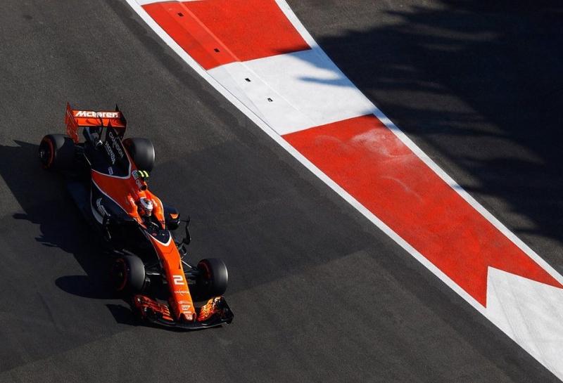 Стоффель Вандорн: Обогнать машину Sauber было невозможно