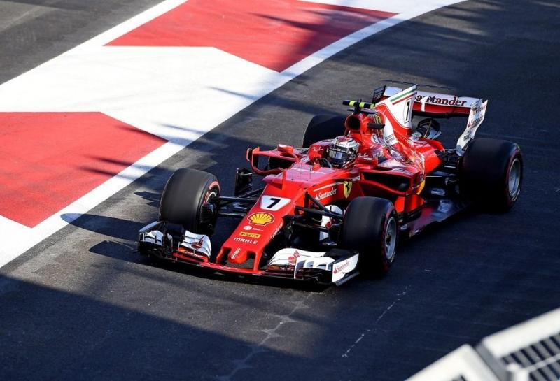 «Руль, поставьте руль, ну!» Как Кими Райкконен накричал на механиков Ferrari