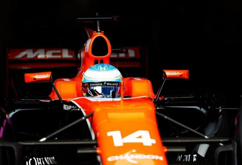 Фернандо Алонсо: Если в гонке пойдет дождь, это откроет для McLaren интересные возможности