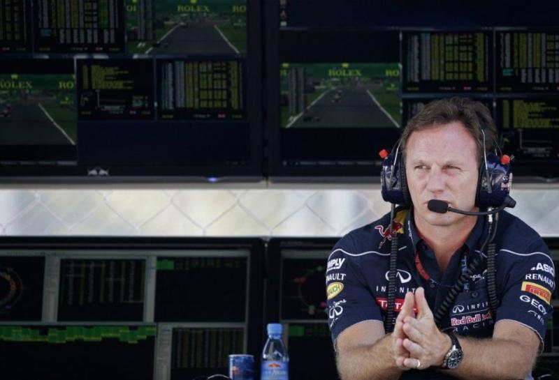 Кристиан Хорнер: Сделка Toro Rosso и Honda откроет интересную возможность для Red Bull