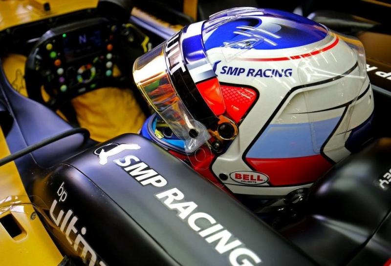 Сергей Сироткин: Мы с Renault довольны тестами в Хересе