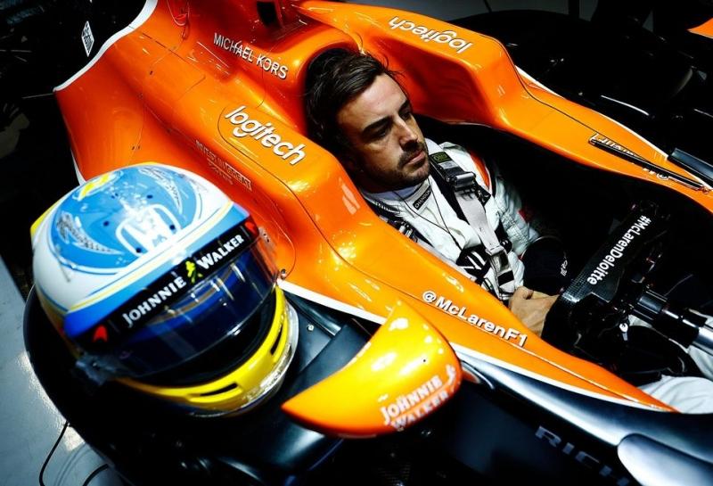 Фернандо Алонсо: McLaren знает, на что рассчитывать с мотором Renault