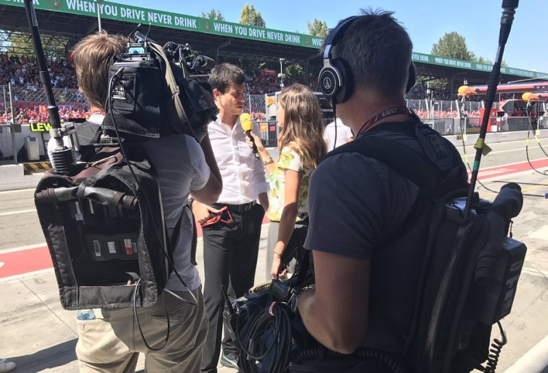 Тото Вольф: Я не ожидал такого провала Ferrari