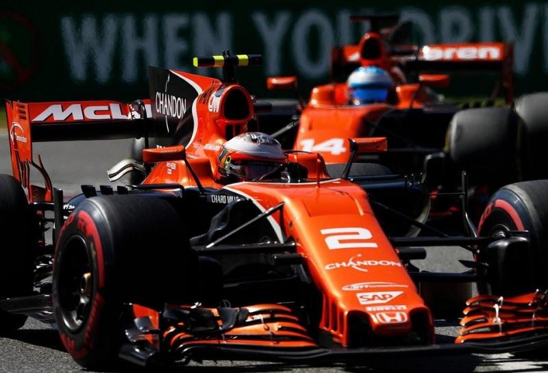 Sky Sports F1: Расставание McLaren и Honda практически неизбежно