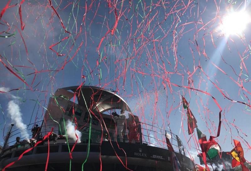 Льюис Хэмилтон легко выиграл Гран При Италии