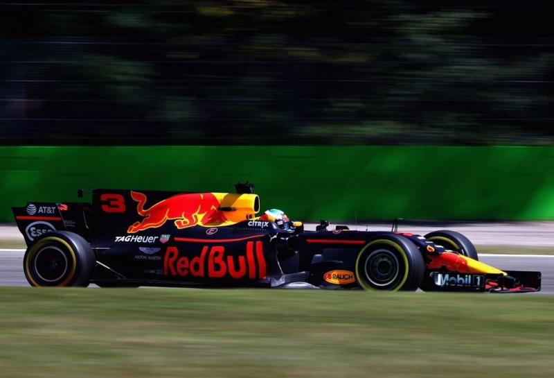Даниэль Риккардо признан «Гонщиком дня» на Гран При Италии