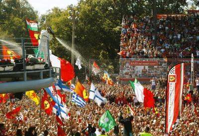 Гран При Италии-2017 побил 17-летний рекорд посещаемости