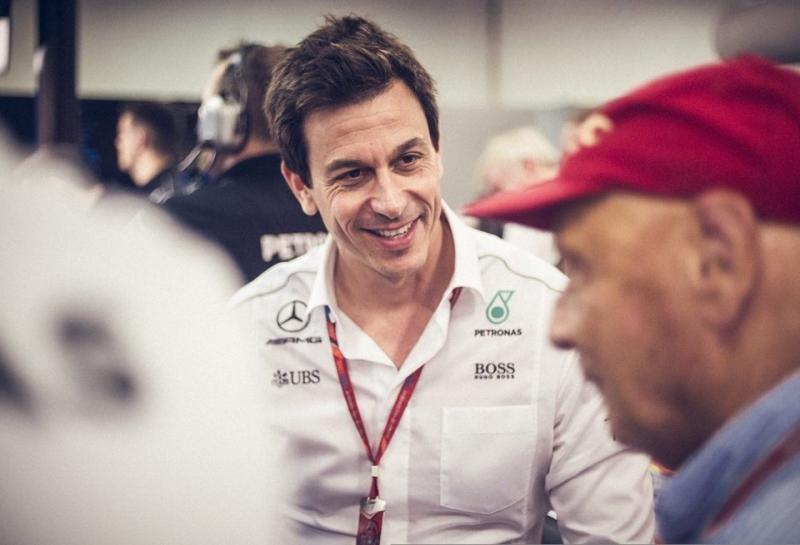Тото Вольф: Я могу только посочувствовать Ferrari