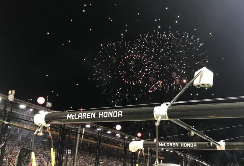 Honda ограничит штрафы McLaren до конца 2017 года одним обновлением двигателя