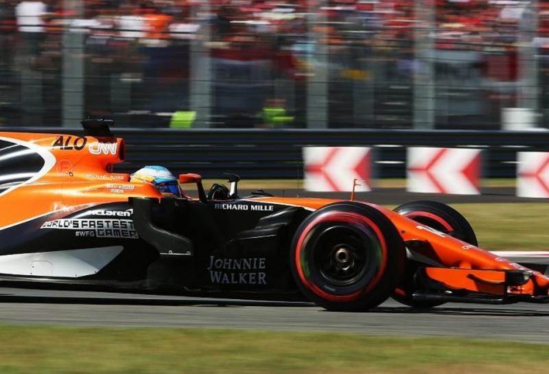 В McLaren не исключают создания собственного двигателя