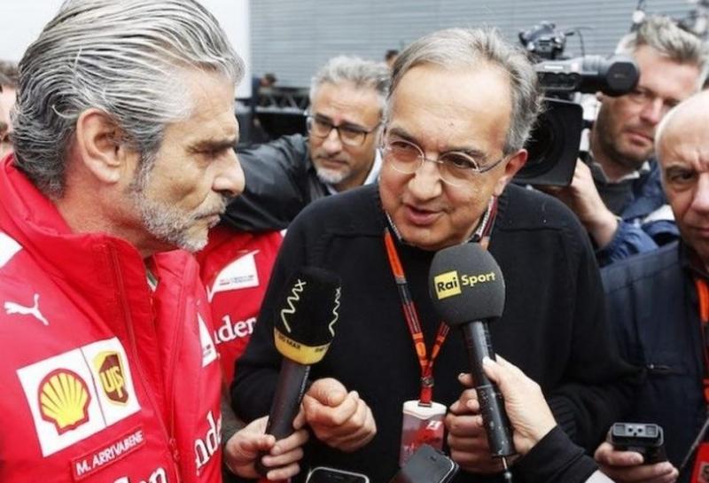 Серджио Маркионе: В Mercedes знают, что Ferrari дышит им в спину