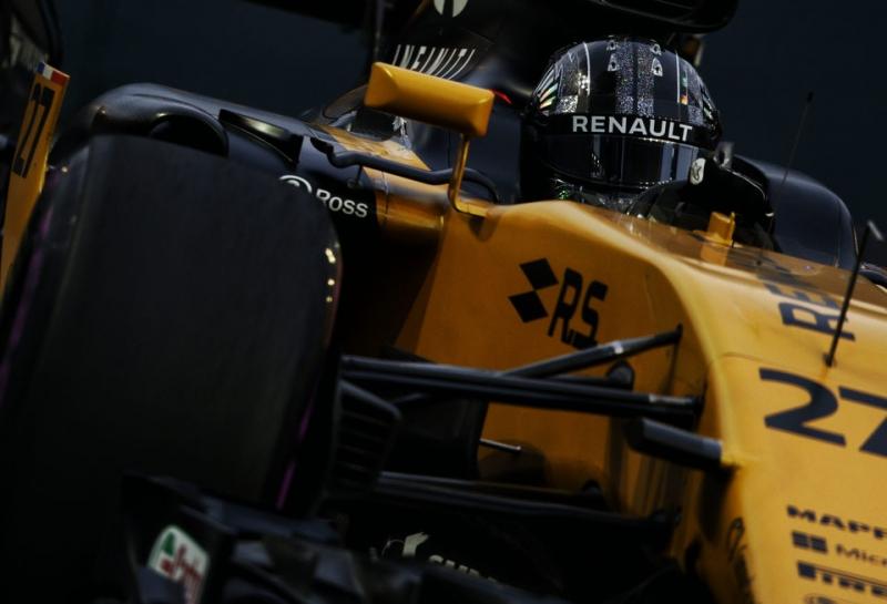 Нико Хюлькенберг: В Сингапуре Renault выглядит очень хорошо