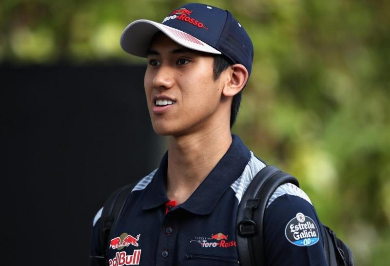 Шон Гелаэль: Надеюсь, смогу показать себя и заслужить место в Формуле 1