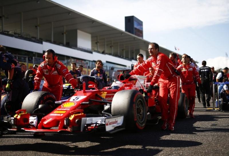 Себастьян Феттель: Посмотрим, как пройдут четыре оставшихся Гран При