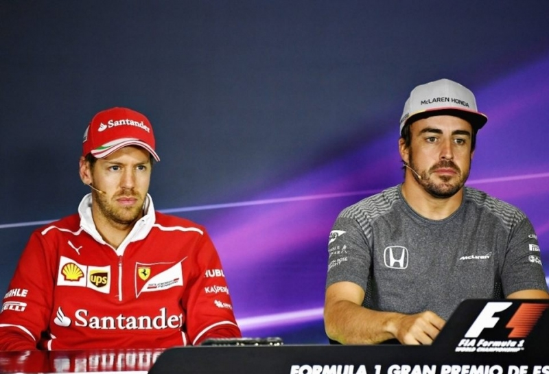 Флавио Бриаторе: Ferrari бы стала чемпионом с составом Феттель/Алонсо