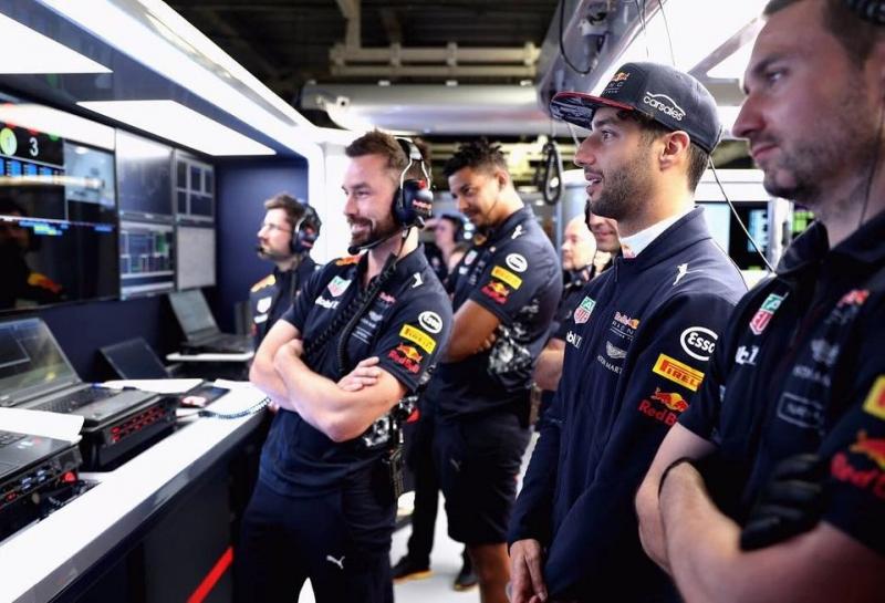 Даниэль Риккардо: Сейчас успех в Ф1 на 75% зависит от машины и только на 25% – от гонщика