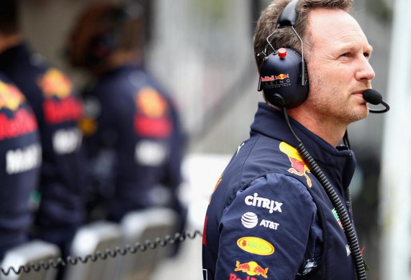Кристиан Хорнер: 20 лет назад в Ф1 было намного больше спонсоров, чем сейчас