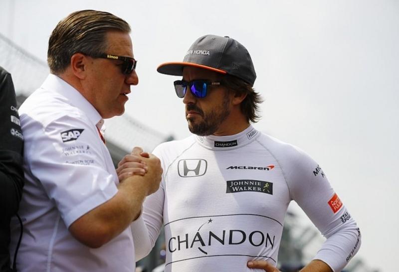 Фернандо Алонсо: Мой гоночный кругозор шире узенького мира Ф1