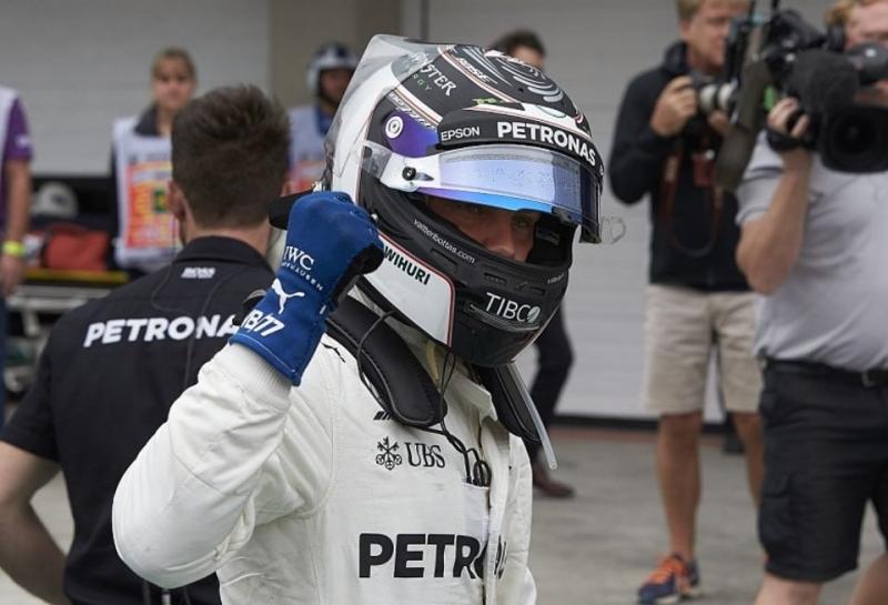 Ники Лауда: Боттас снова почувствовал уверенность в автомобиле