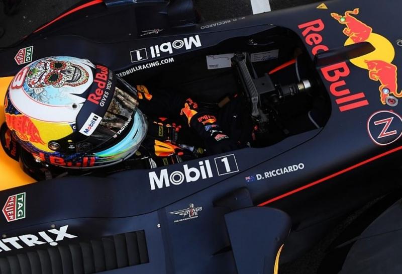 Даниэль Риккардо: Похоже, я получу штраф на старте Гран При Бразилии