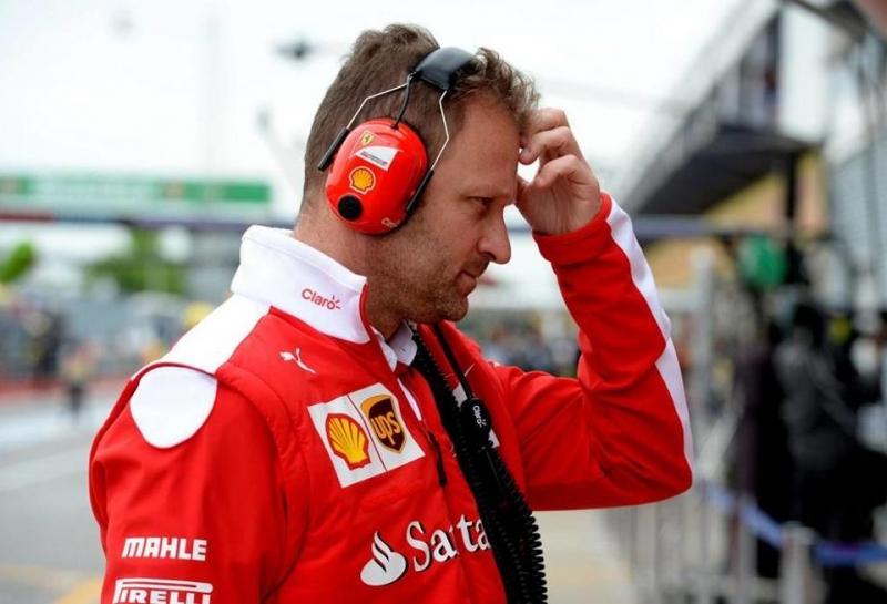 Бывший главный моторист Ferrari Лоренцо Сасси переходит в Mercedes