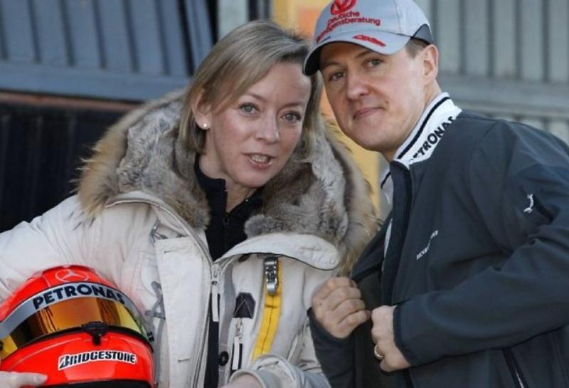 Сабина Кем: Тайным желанием Шумахера было исчезнуть с публики