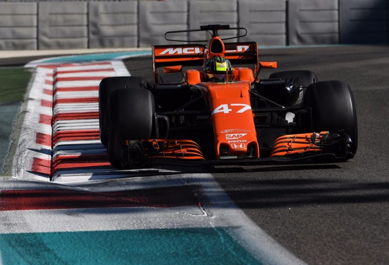 Зак Браун анонсировал новую раскраску McLaren