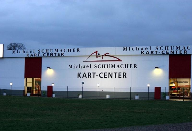 Картинг-центр Михаэля Шумахера в Керпене закрывается