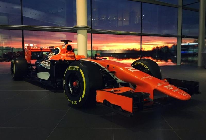 Документальный сериал о McLaren выйдет на Amazon 9 февраля