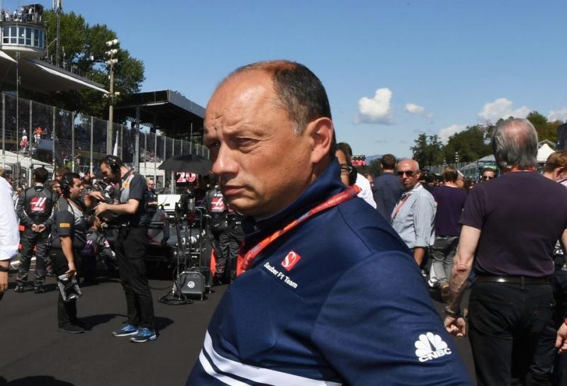Фредерик Вассёр: Очень важно, что Sauber сумела получить свежие двигатели Ferrari