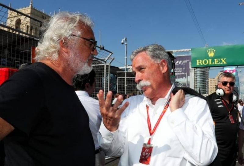 Флавио Бриаторе: Формула 1 не должна быть чемпионатом бухгалтеров