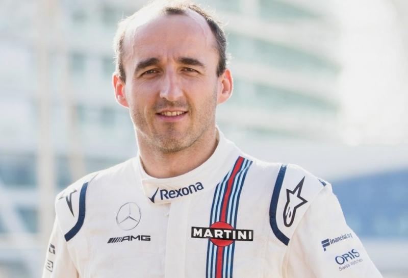 Официально: Роберт Кубица – резервный гонщик Williams