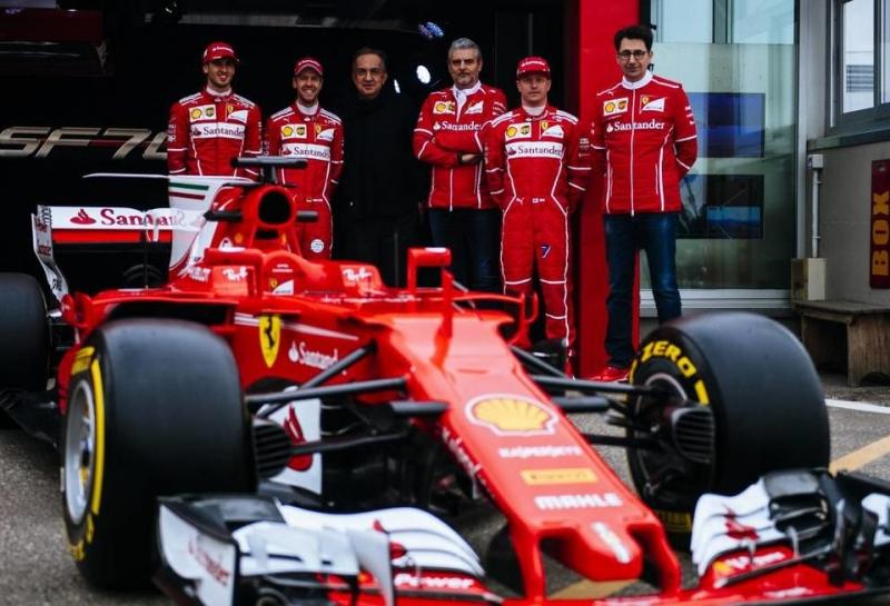 Серджио Маркионе о новой машине Ferrari: Это будет либо зверь, либо барахло