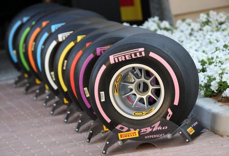 В Pirelli подтвердили расписание тестов шин на 2018 год