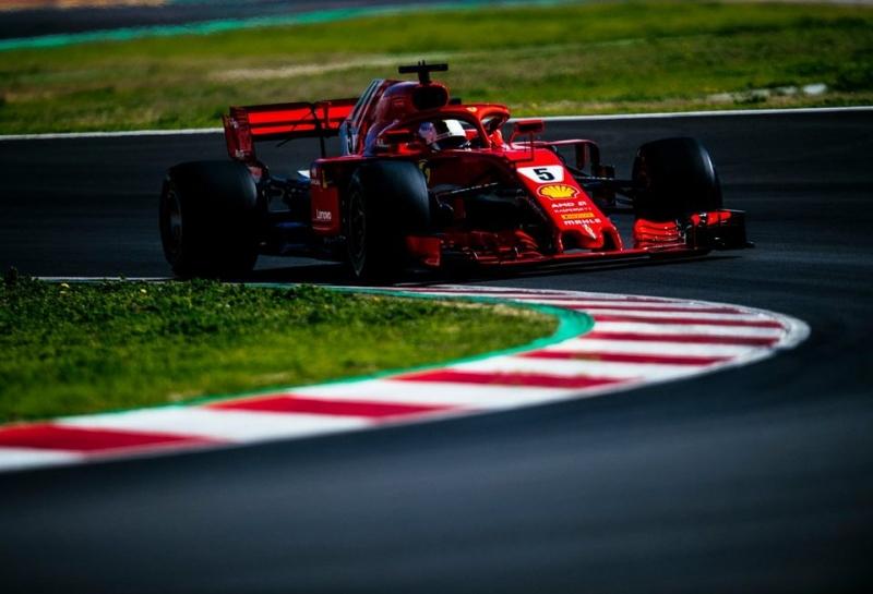 Себастьян Феттель: Новая машина Ferrari действительно надежна, о скорости пока не знаю
