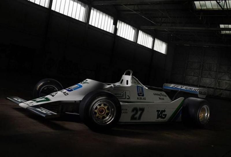 Машина, принесшая Williams первую победу, выставлена на аукцион