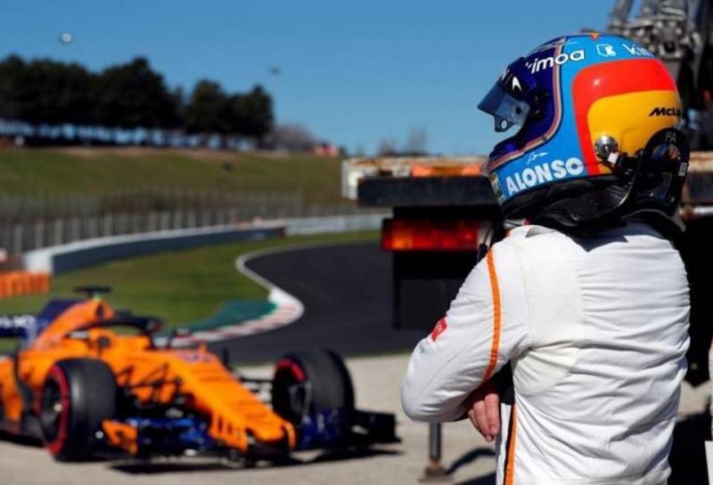 Фернандо Алонсо: McLaren не раскрыла все свои карты на предсезонных тестах
