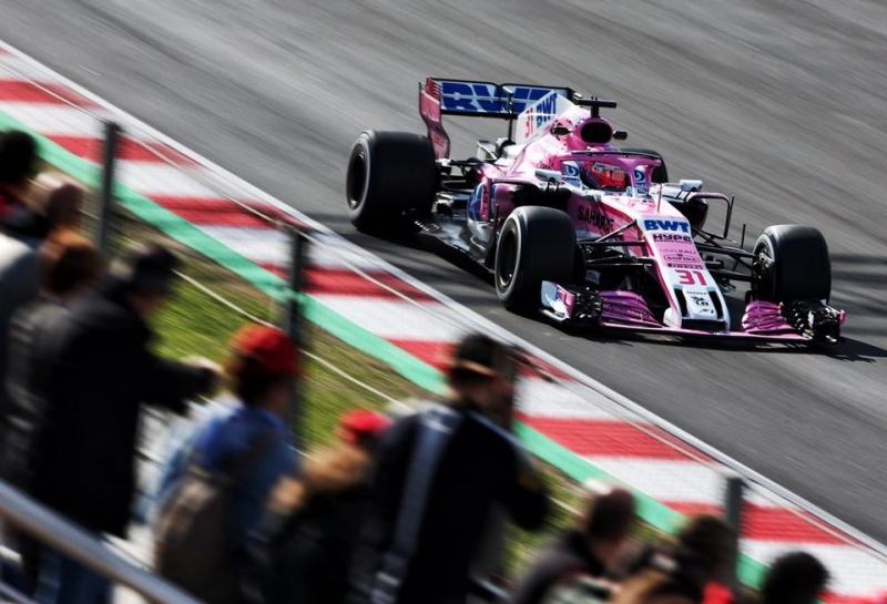 Force India нужны дополнительные 20 млн долларов для борьбы с топ-командами