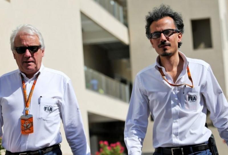 Заместитель гоночного директора FIA переходит на работу в Ferrari