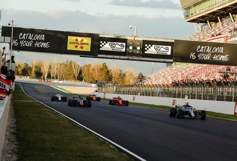 В FIA не поняли обеспокоенности Грожана по поводу рестарта с места