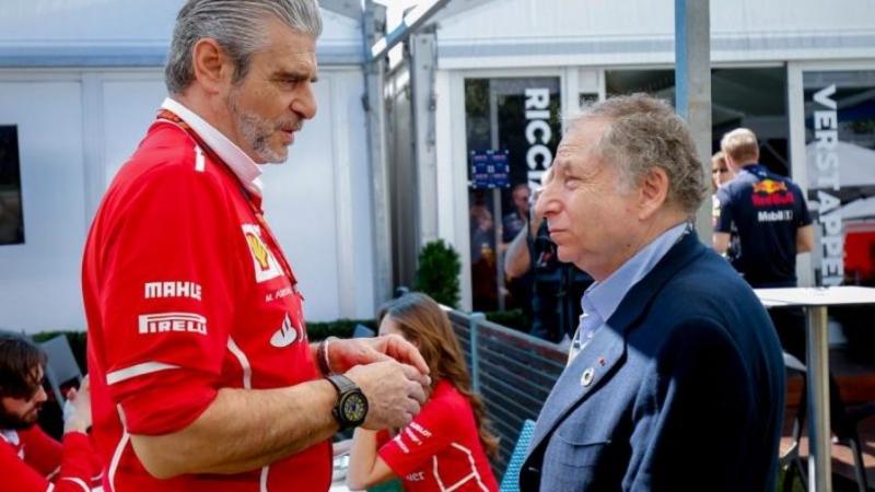 FIA намерена отобрать у FERRARI право вето на изменения регламента ФОРМУЛЫ 1
