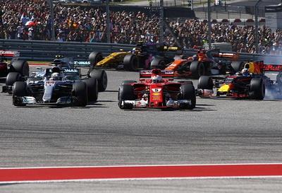Команды Формулы 1 обсудят возможный переход на полный привод