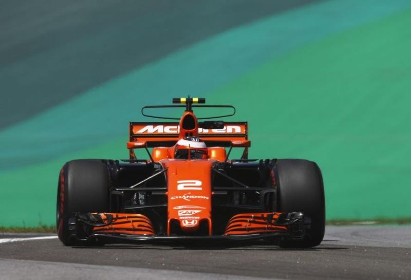 Стоффеля Вандорна воодушевляет темп McLaren на гоночных отрезках