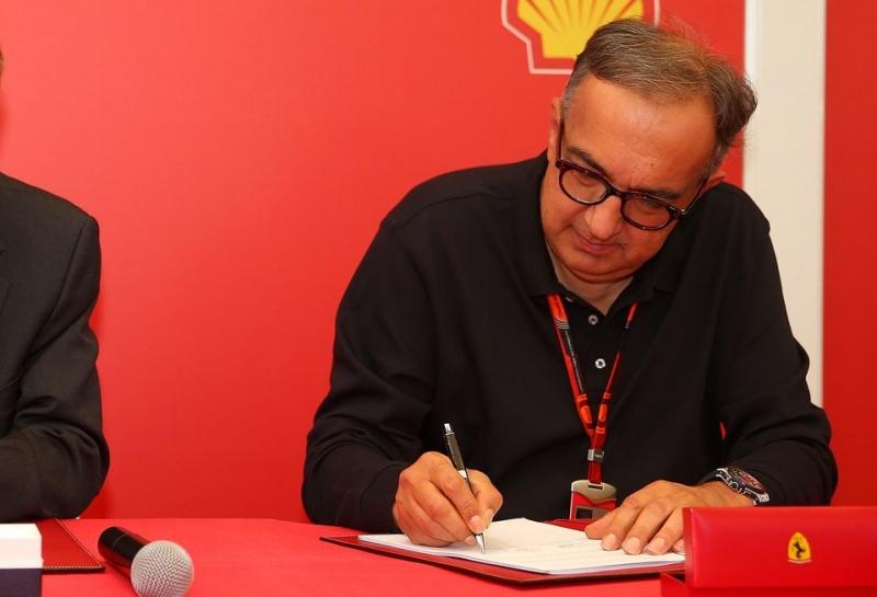 Маркионе: Ferrari способна убедить другие команды создать альтернативный чемпионат