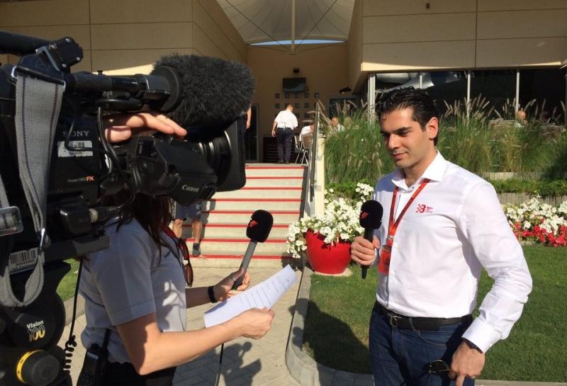 Ариф Рагимов: С Liberty Media нам стало легче искать партнеров и спонсоров