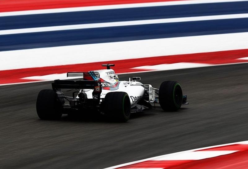 Williams получила условный штраф за нарушение шинного регламента