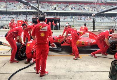 Ferrari готовит новое шасси для Себастьяна Феттеля