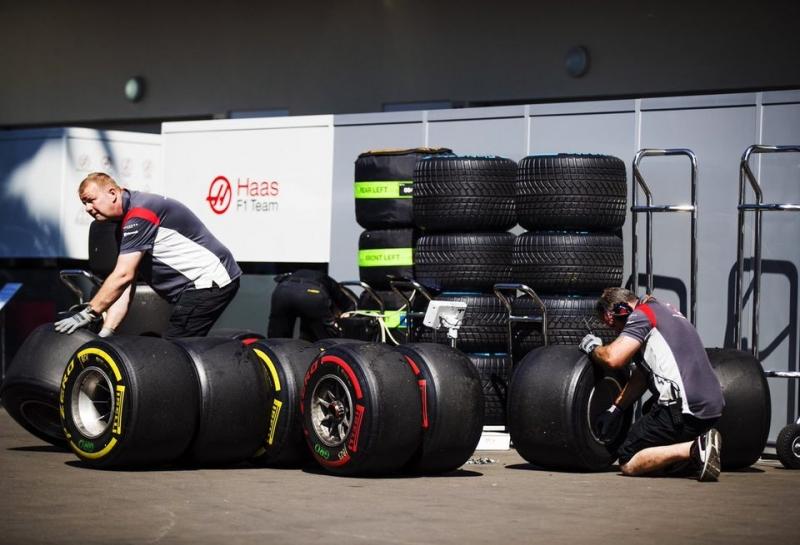 Pirelli огласила выбор шин на Гран При Абу-Даби
