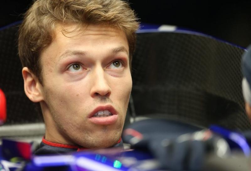 Blick: Даниил Квят — второй в списке кандидатов на место в Williams