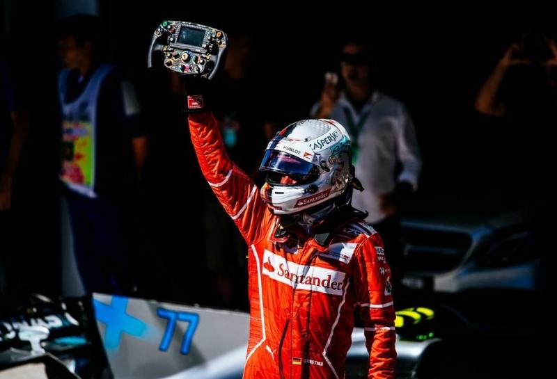 Росс Браун: Феттель и Ferrari доказали, что способны бороться за чемпионский титул